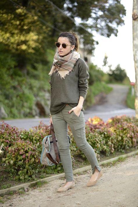 Colores terrosos clothes fashion, cargo pants outfit и cargo pants women.