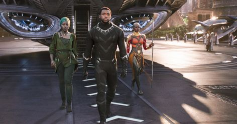 U.S. Government Briefly Listed Black Panther's Fictional Nation of Wakanda as a Trade Partner