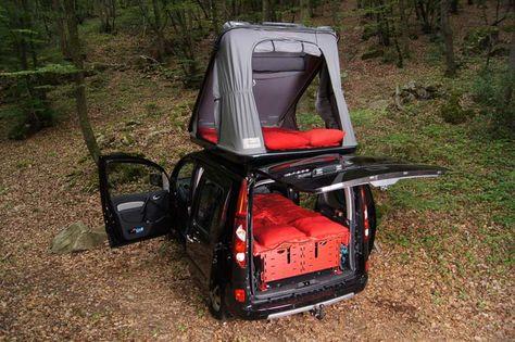 RoomBox easyTech Renault Kangoo