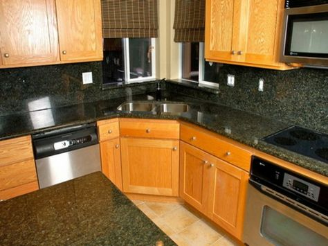 Kitchen Elegant Corner Kitchen Sink Cabinet Lowes Also Corner