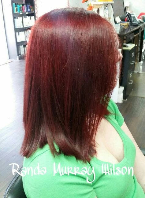 Red hair  #matrix #nofilter #randamurraywilson