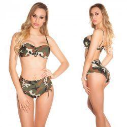 80717d671c Keki terepmintás bikini