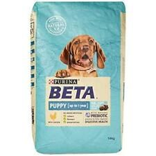 Details About Beta Puppy Dry Dog Food With Chicken 14 Kg Uk Pet