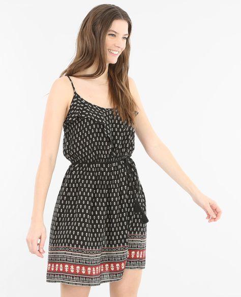 ad01832195bc Abito stampato - Un abitino leggero che esprime una femminilità estiva e  gioiosa.