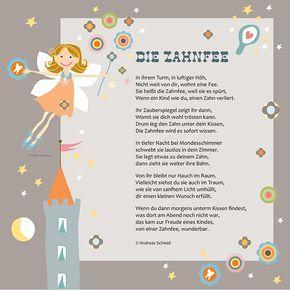 Gedicht Von Der Zahnfee Mit Bildern Zahnfee Zahnfee Brief Zahnfee Geschenke
