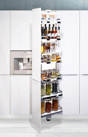 Apothekerschrank für die Küche von Kesseböhmer Küche Pinterest - apothekerschrank für küche