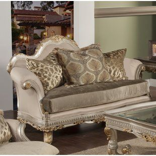 Sofas Couches You Ll Love Wayfair Wood Sofa Sofa Set Sophisticated Living Rooms