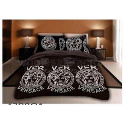China Wholesale Versace Bedding Sets 4pcs 280961 Versacebedding