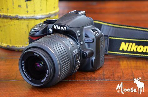 Nikon D3100 Tips