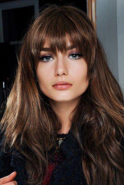 Tagli di tendenza per capelli lunghi