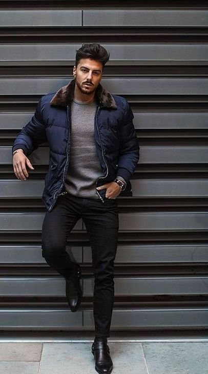 99 Rustic Winter Outfits Ideas To Look Casual Now