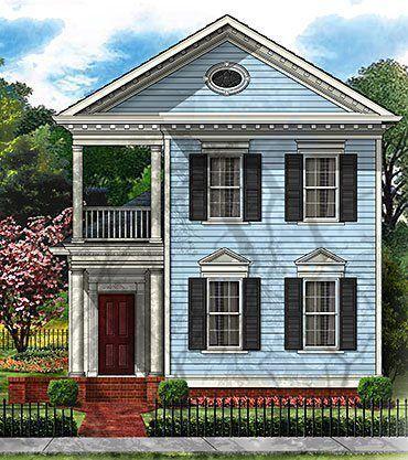 Charleston Style House Plans Page 2 Of 21 Coastal House Plans From Coastal Home Plans Coastal House Plans Charleston House Plans Charleston Homes