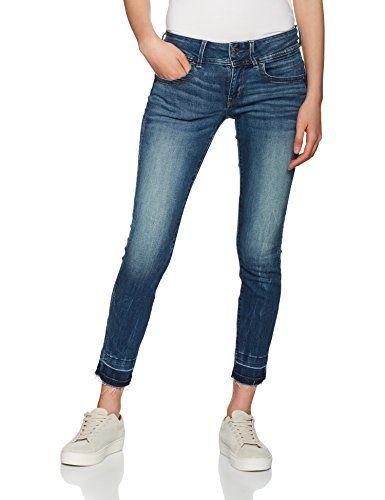 G Star Raw Damen Skinny Jeans Lynn Mid Rp Ankle Blau Medium Indigo Aged 6028 W30 L32 Skinny Skinny Jeans G Star Raw
