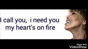 5 Gloria Gaynor I Will Survive With Lyrics On Screen Youtube Lyrics Fire Heart Gloria