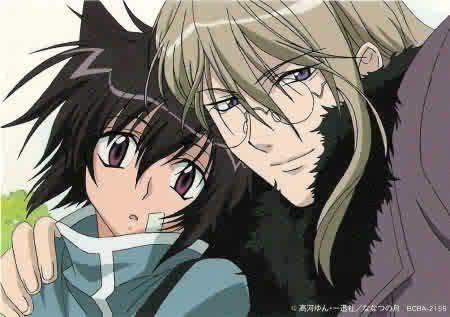 Day 5: The anime I'm ashamed to have enjoyed. Has to be Loveless -////- I regret nothing