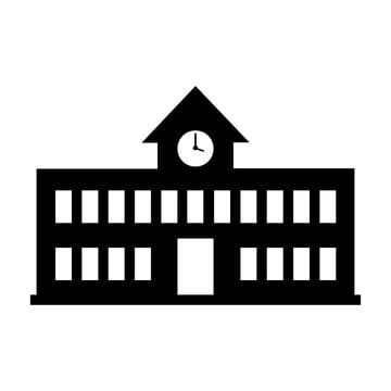 School Icons Elementary School High Vector Time Primary Highschool Institution Building Education Symbol Flag Unive In 2021 School Icon Background Banner Location Icon
