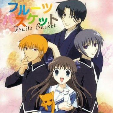 Engsub Engdub Fruits Basket 2001 26 Episode Fruits Basket Manga Fruit Basket Anime Fruits Basket