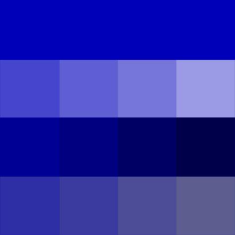 Dark Blue Hue Pure Tints Hue White Shades Hue Black Tones Hue Grey Blue Color Schemes Color Schemes Brown Color Schemes
