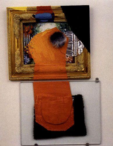 Academic Onefile Document Jessica Stockholder Painting Art