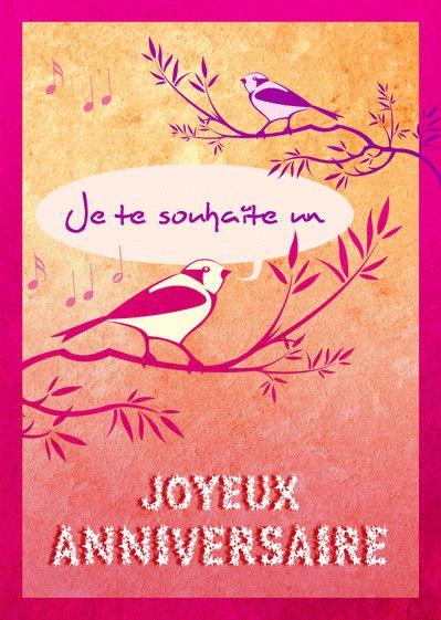 Poeme D Anniversaire Tata Inspirational Carte Joyeux Anniversaire