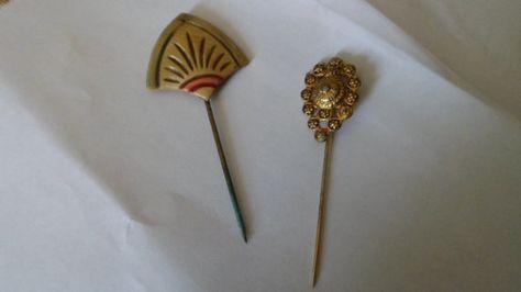 Vintage Antique Hat Pins Hat Pins Vintage Antiques Vintage