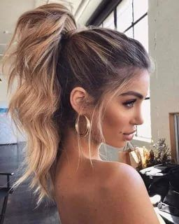 Hairstyles Long Prom Hairstyles Hairstyles For Round Faces Cute Hairstyles Hairs In 2020 Formal Hairstyles For Long Hair Long Hair Styles Easy Hairstyles For Long Hair