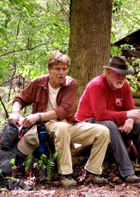 A Walk In The Woods Robert Redford Movies Robert Redford Robert