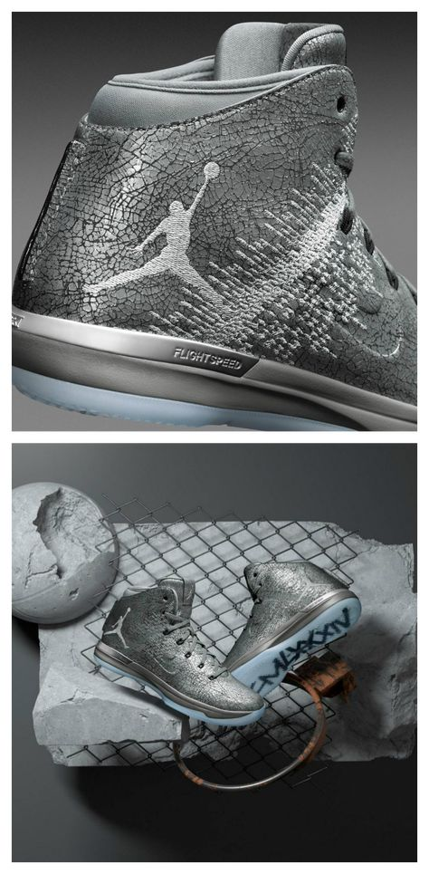 258e4392 Built for the biggest moments, this AJ XXXI never cracks under pressure.
