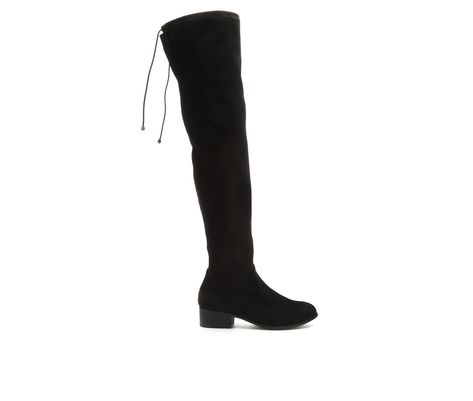 82445a0e22ff Women s Y-Not Yah Over the Knee Boots