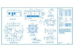 Approval Drawing Model Google Search Architectural House Plans House Plans How To Plan