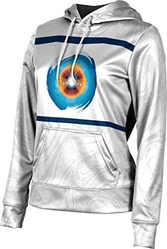 School Spirit Sweatshirt Ombre ProSphere Queensborough Community College Girls Zipper Hoodie
