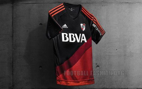 f4faa318a62 River Plate 2015 2016 adidas Third Football Kit