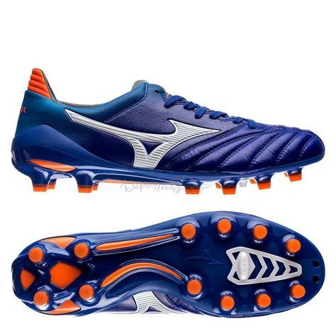 zapatos de futbol mizuno morelia neo rojo