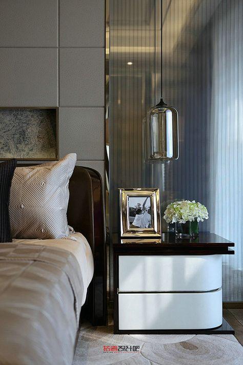 Dai Yong design - Huizhou Jubilee Party Long Straight Junyu Wang penthouse floor model ...