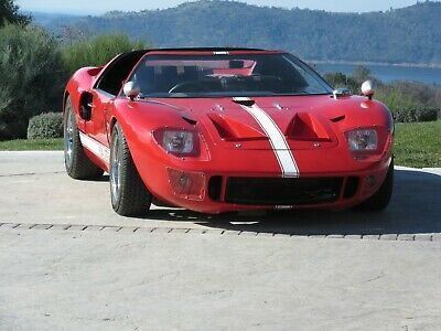 Ad Ebay Link 1966 Ford Ford Gt Gt 40 Roadster 1966 Ford Kva Gt40