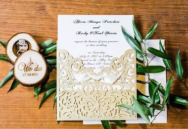 Affordable Wedding Invitations With Response Cards At Elegant Wedding Inv In 2020 Affordable Wedding Invitations Wedding Cards Handmade Inexpensive Wedding Invitations