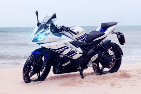 Yamaha R15 V2 Wallpapers India Price Specifications Review