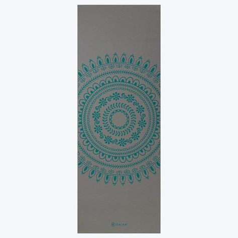Pin By Amt Workout Co On Workout Today Print Yoga Mat Yoga Mat Gaiam Yoga Mat
