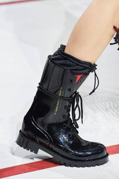 Christian Dior | Dior boots, Trending