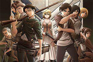 Shingeki No Kyojin Season 3 Ataque A Los Titanes Anime Snk
