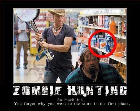 fail   Did anyone else notice this in Zombieland? - Imgur