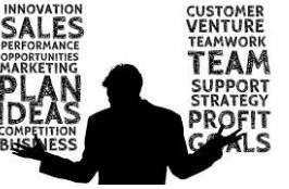 Cara Menjadi Pengusaha Sukses Dengan 11 Tips Menjadi Pengusaha Sukses Startup Marketing Writing A Business Plan Marketing Conferences