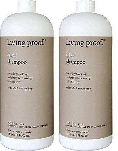 Living Proof No Frizz Shampoo Salon Product 1000ml By 32oz Shampoo Salon Shampoo Frizz