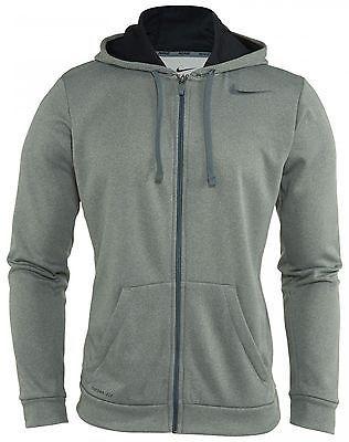 Nike KO Full Zip Hoodie Training Black