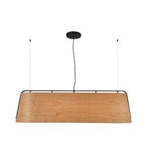 Lampa zwieszana Faro kolekcja STOOD Black and wood | Ceiling