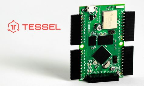 Gartner Cool Vendor, 用JavaScript玩轉物聯網:Technical Machine獲100萬美元融資,打造Tessel微處理器 | 36氪 | Innovation, How to ...