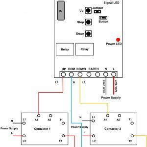 Contactor Wiring Diagram With Timer New Contactor Wiring With Timer Wiring Diagram Timer Diagram Wire