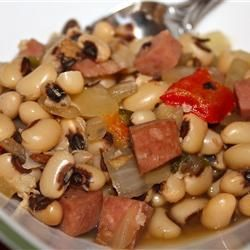 Slow Cooker Spicy Black-Eyed Peas Allrecipes.com