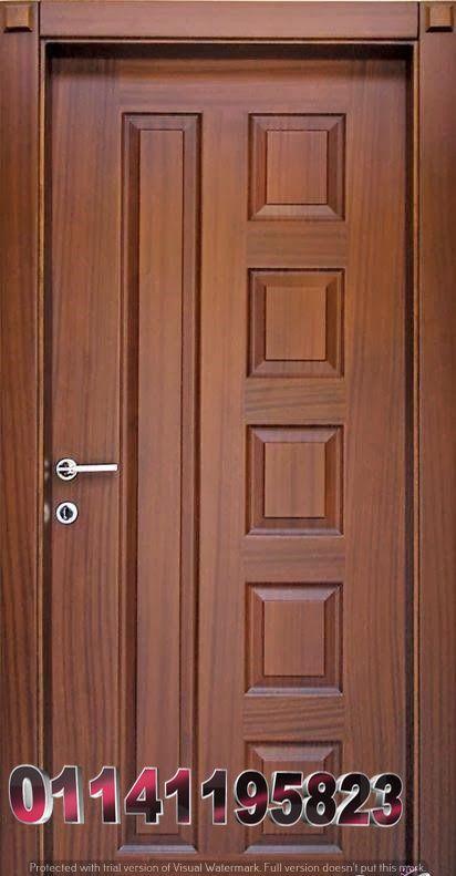 ابواب خشب مودرن In 2020 Main Door Design Single Door Design Modern Door