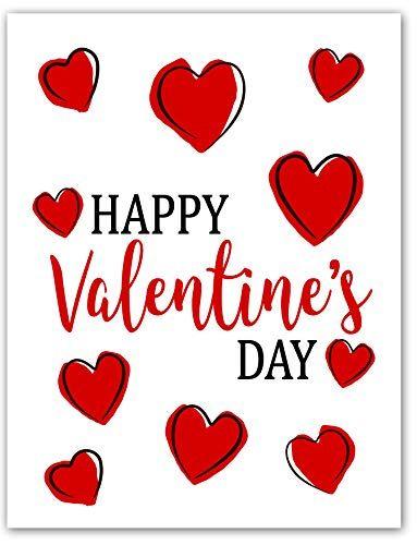 Jumbo Extra Large Happy Valentine S Day Greeting Card Valentine S Day Greeting Cards Happy Valentines Day Card Happy Valentines Day